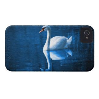 Swan on Lake BlackBerry Bold Case