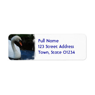 Swan Perfection Mailing Labels