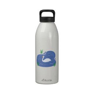 Swan Pond Drinking Bottle