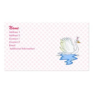 Swan Princess Business Card