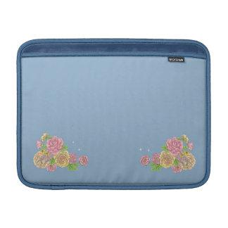 Swan Princess MacBook Air laptop sleeve (blue) MacBook Sleeves