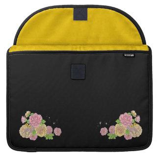 Swan Princess MacBook Pro laptop sleeve (black) Sleeve For MacBooks