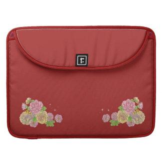 Swan Princess MacBook Pro laptop sleeve (red) MacBook Pro Sleeve
