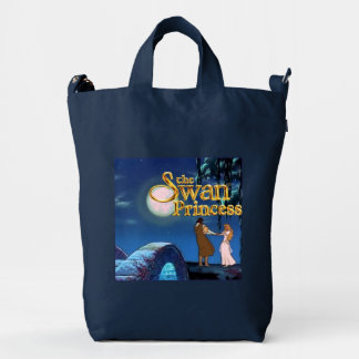 Swan Princess Romantic Wedding Tote Duck Bag