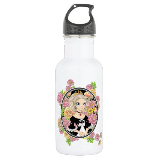 Swan Princess (white) Water Bottle