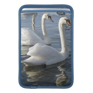 "Swan Reflections 11"" MacBook Sleeve"