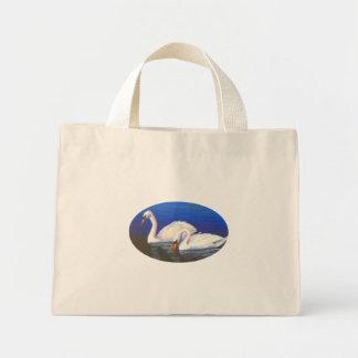 Swan Reflections Bag