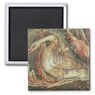 Swan, restored c.1200 magnet
