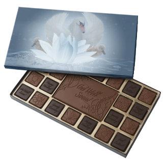 Swan Song Fantasy Art Box Of Chocolates