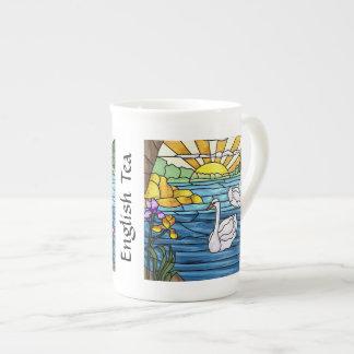 Swan Song Tea Cup