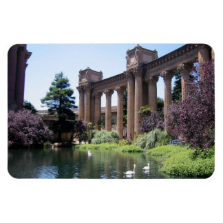 Swan Songs Palace of Fine Arts Photo Magnet