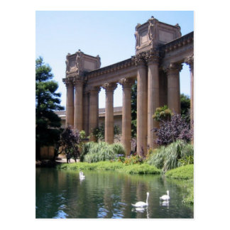 Swan Songs Palace of Fine Arts Photo Postcards