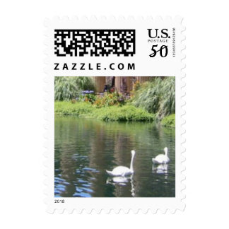 Swan Songs Palace of Fine Arts Stamp