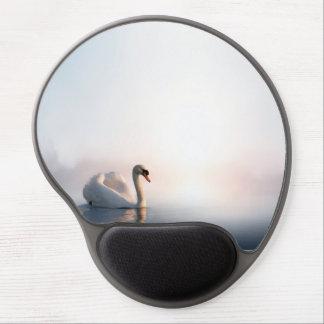 Swan Sunrise Gel Mouse Pad
