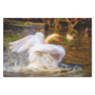Swan Tissue Paper