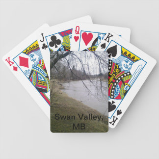 Swan Valley Playing Cards