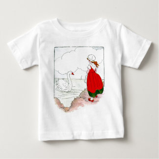 Swan Vintage The Real Mother Goose T Shirt