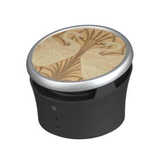 Swan wallpaper design bluetooth speaker