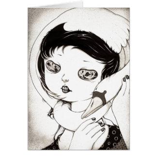 """Swan"" Yan Wei | 闫威 Card"