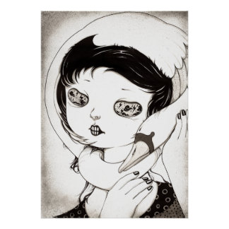 """Swan"" Yan Wei | 闫威 Poster"