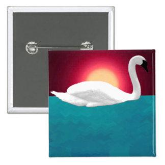 Swanee River ~ square button
