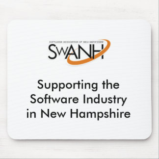 SwANH Mousepad w/Motto