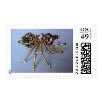 Swank Spider stamp