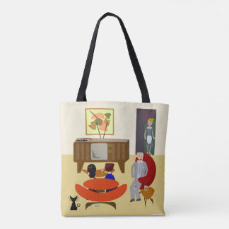 Swanky Good Times Tote Bag