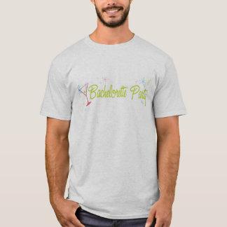 Swanky Green Bachelorette Party T-Shirt
