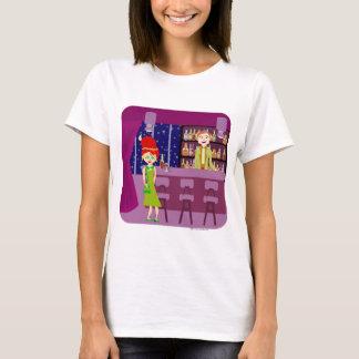 Swanky Hangout T-Shirt