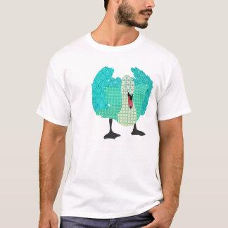 Swanky Swan T-shirt
