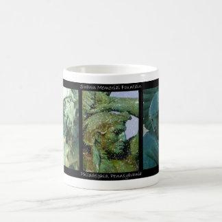 Swann Fountain Figures Mug