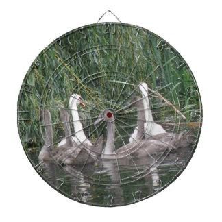Swans and Cygnets Dart Board