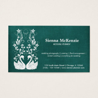 Swans Business Card