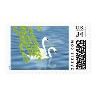 Swans Postage