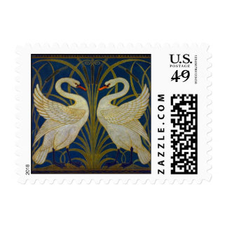 Swans Stamps