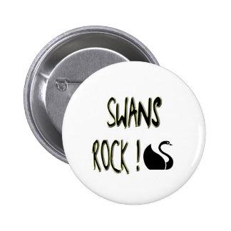 Swans Rock Button
