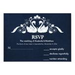 Swans RSVP Custom Invites