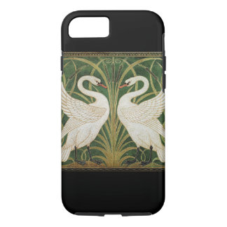 Swans, Rush & Iris by Walter Crane iPhone 7 Case