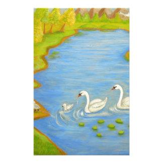 Swans Stationery