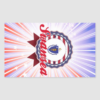 Swansea MA Sticker