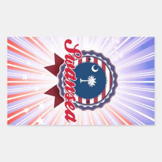 Swansea SC Sticker