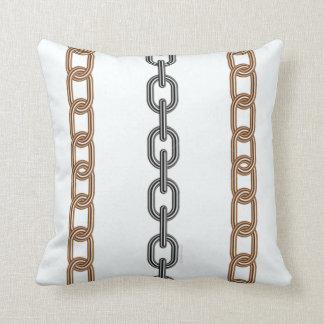 Swanson Signature Chain Pillow