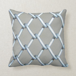 "SwansonDesign Chain Link ""Big Pattern"" Pillow"