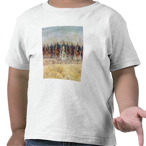 Swansong de los húsares, 1931 camiseta