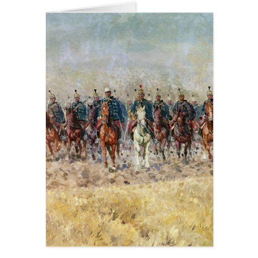 Swansong of the Hussars, 1931 Cards