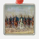 Swansong of the Hussars, 1931 Metal Ornament