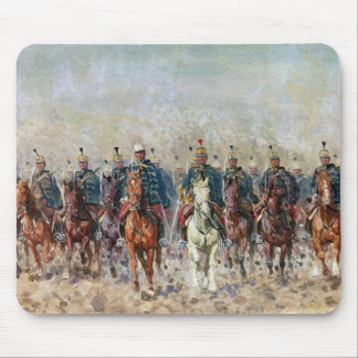 Swansong of the Hussars, 1931 Mouse Pad