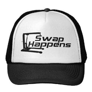 Swap Happens Trucker Hat