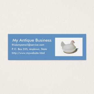 Swap Meet Profile Card